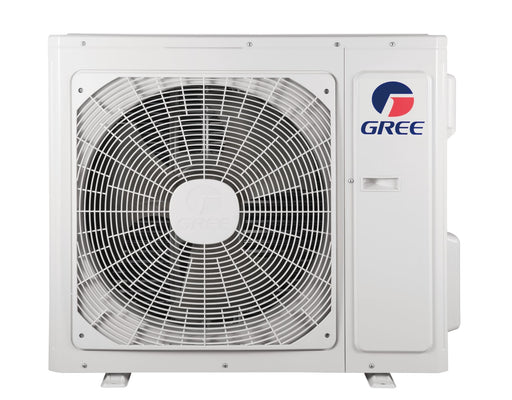 Gree 24,000 BTU 16 SEER LIVO+ Ductless Mini Split Heat Pump Outdoor Unit 208-230V