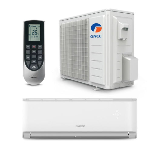Gree 18,000 BTU 16 SEER LIVO Gen3 Wall Mount Ductless Mini Split Air Conditioner Heat Pump 208/230V