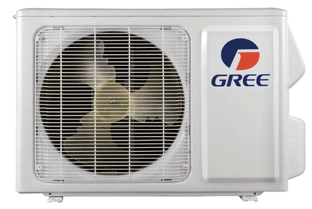 Gree 9,000 BTU 38 SEER SAPPHIRE Ductless Mini Split Heat Pump Outdoor Unit 208-230V