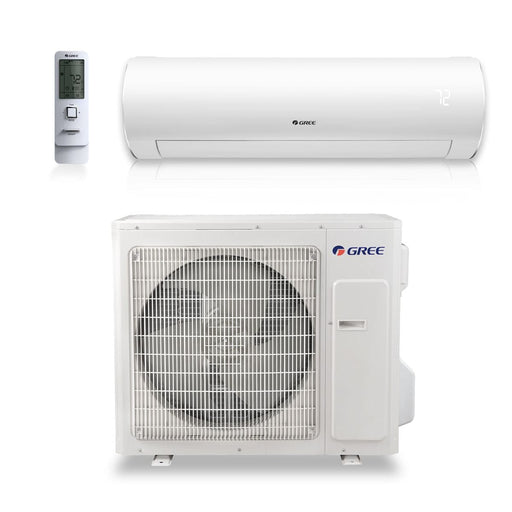18,000 BTU 24.5 SEER SAPPHIRE Wall Mount Ductless Mini Split Air Conditioner Heat Pump 208-230V