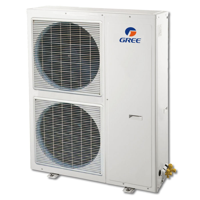 Gree 48,000 BTU 16 SEER Ductless Mini Split Heat Pump Outdoor Unit 208-230V