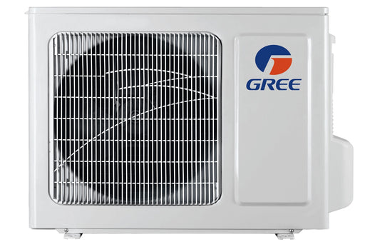 Gree 9,000 BTU 23 SEER VIREO+ Ductless Mini Split Heat Pump Outdoor Unit 208-230V