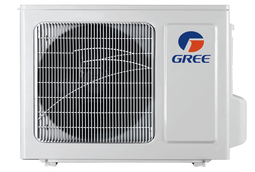 Gree 12,000 BTU 22 SEER VIREO+ Ductless Mini Split Heat Pump Outdoor Unit 208-230V