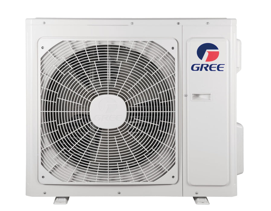 Gree 18,000 BTU 20 SEER VIREO+ Ductless Mini Split Heat Pump Outdoor Unit 208-230V