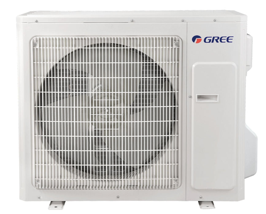 Gree 30,000 BTU 18 SEER VIREO+ Ductless Mini Split Heat Pump Outdoor Unit 208-230V