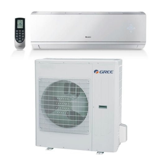 GREE 36,000 VIREO+ ULTRA SYSTEM 23 SEER Ductless Mini Split System