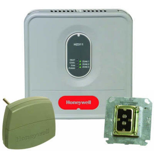 Honeywell HZ311K/U - TrueZONE® Kit for Conventional and Heat Pump