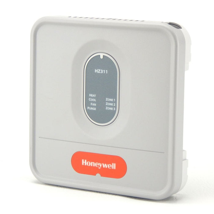 Honeywell HZ311/U - TrueZONE® Panel for Conventional Single-Stage, Up to 3 Zones