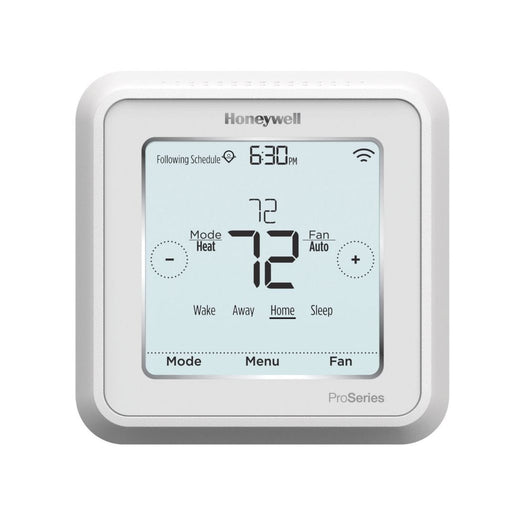Honeywell - TH6220WF2006/U - Lyric T6 Pro Wi-Fi Programmable Thermostat