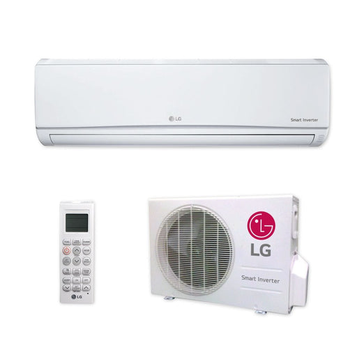 9,000 BTU 21.5 SEER Wall Mount Ductless Mini Split Air Conditioner Heat Pump 208-230V