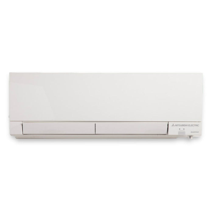 Mitsubishi 9,000 BTU 30.5 SEER Wall Mount Ductless Mini Split Heat Pump Indoor Unit 208-230V with isee Sensor