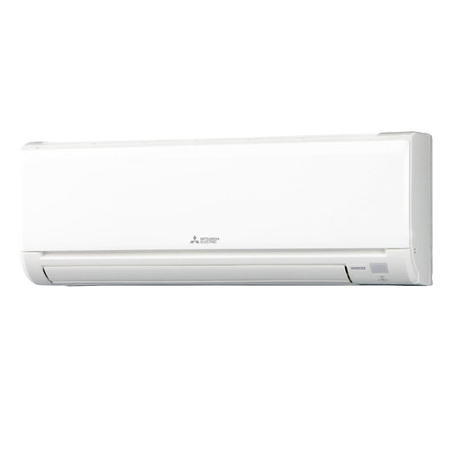 Mitsubishi 12,000 BTU 23.1 SEER Wall Mount Ductless Mini Split Heat Pump Indoor Unit 208-230V