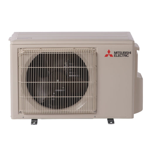 Mitsubishi 12,000 BTU 23.1 SEER Ductless Mini Split Outdoor Unit Air Conditioner ONLY 208-230V