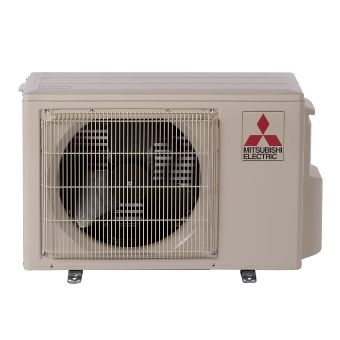 Mitsubishi 6,000 BTU 33.1 SEER Hyper Heat Ductless Mini Split Heat Pump Outdoor Unit 208-230V