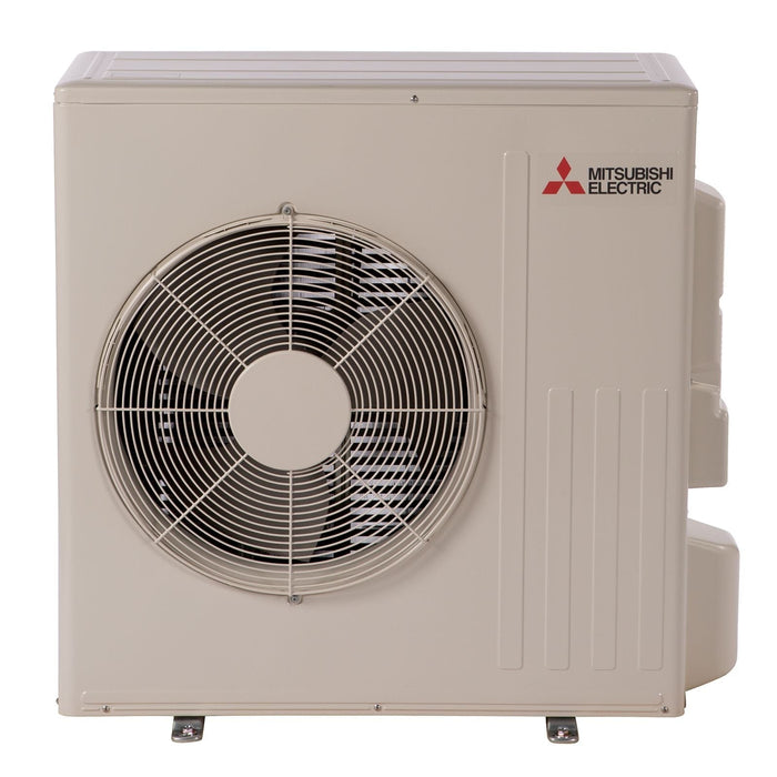 Mitsubishi 24,000 BTU 20.5 SEER Ductless Mini Split Heat Pump Outdoor Unit 208-230V