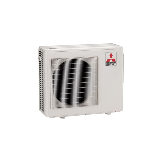 Mitsubishi 20,000 BTU 18 SEER Multi-Zone Ductless Mini Split Heat Pump Outdoor Unit 208-230V