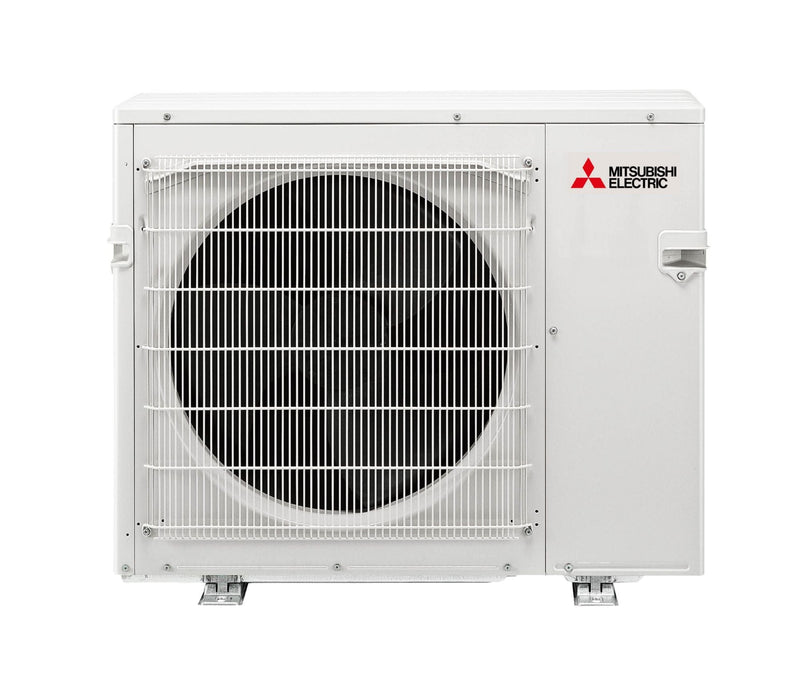 Mitsubishi 24,000 BTU Hyper Heat Multi-Zone Ductless Mini Split Heat Pump Outdoor Unit 208-230V