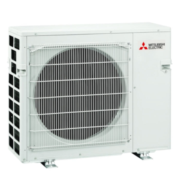 Mitsubishi 30,000 BTU 16.2 SEER Multi-Zone Ductless Mini Split Heat Pump Outdoor Unit 208-230V