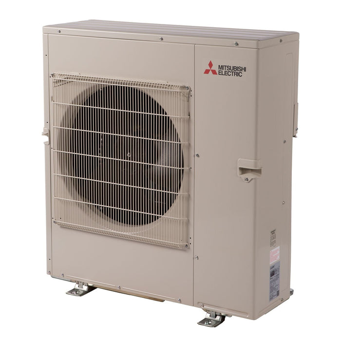 Mitsubishi 42,000 BTU 15.2 SEER Multi-Zone Ductless Mini Split Heat Pump Outdoor Unit 208-230V