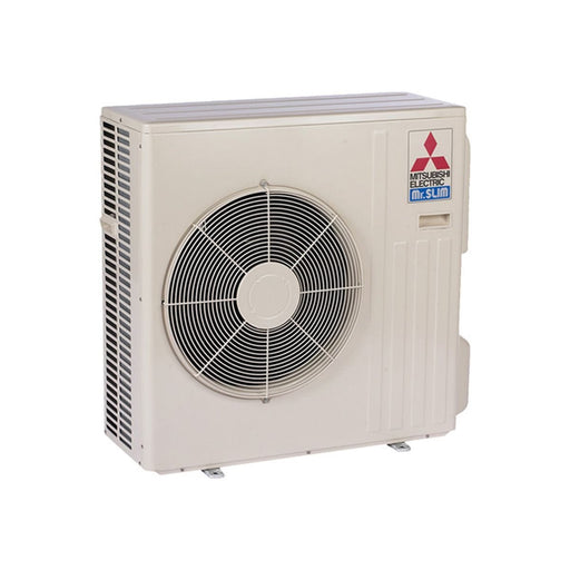 Mitsubishi 9,000 BTU 15 SEER Ductless Mini Split Heat Pump Outdoor Unit 208-230V