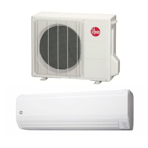 Rheem Classic Series 18,000 BTU Ductless Mini-Split Single Zone System SEER 19, 208-230V