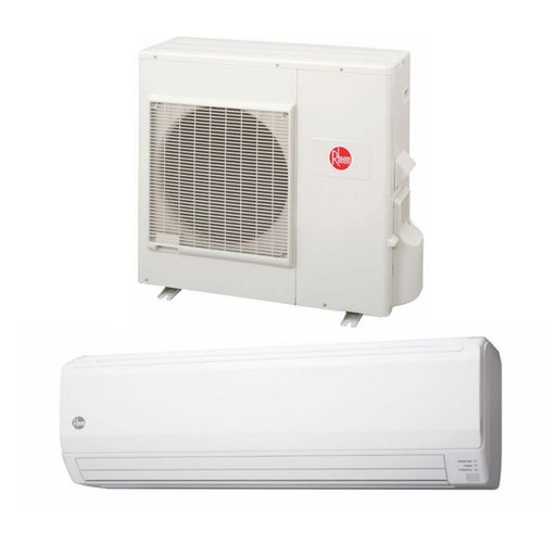 Rheem Classic Plus Series 18,000 BTU Ductless Mini-Split Single Zone System SEER 20, 208-230V