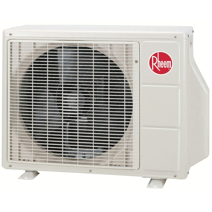 Rheem Classic Plus Series 9,000 BTU Ductless Mini-Split Single Zone System SEER 23, 208-230V