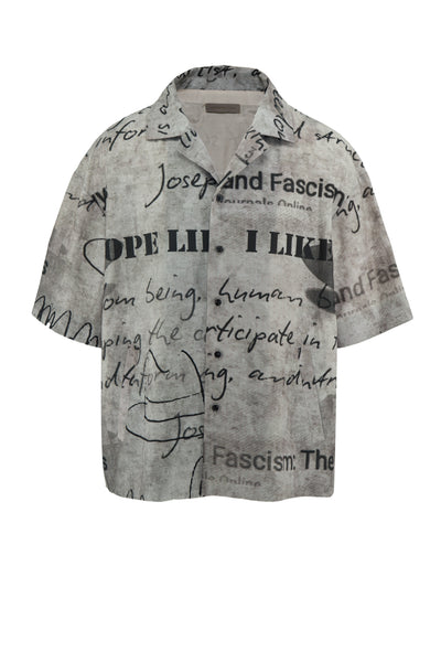 BEUYS SIGNATURE SHIRT
