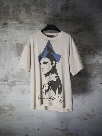 [Preorder] NAPOLEON 'A LEADER IS A DEALER IN HOPE' T-SHIRT