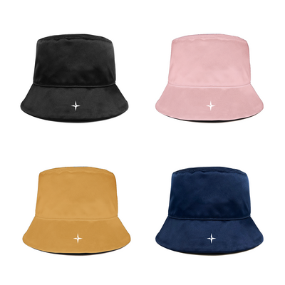 NEPERFEKTA STAR BUCKET HAT