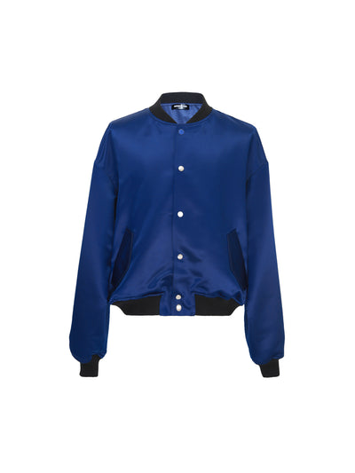 The Bomber Sports Jacket/Royal Navy