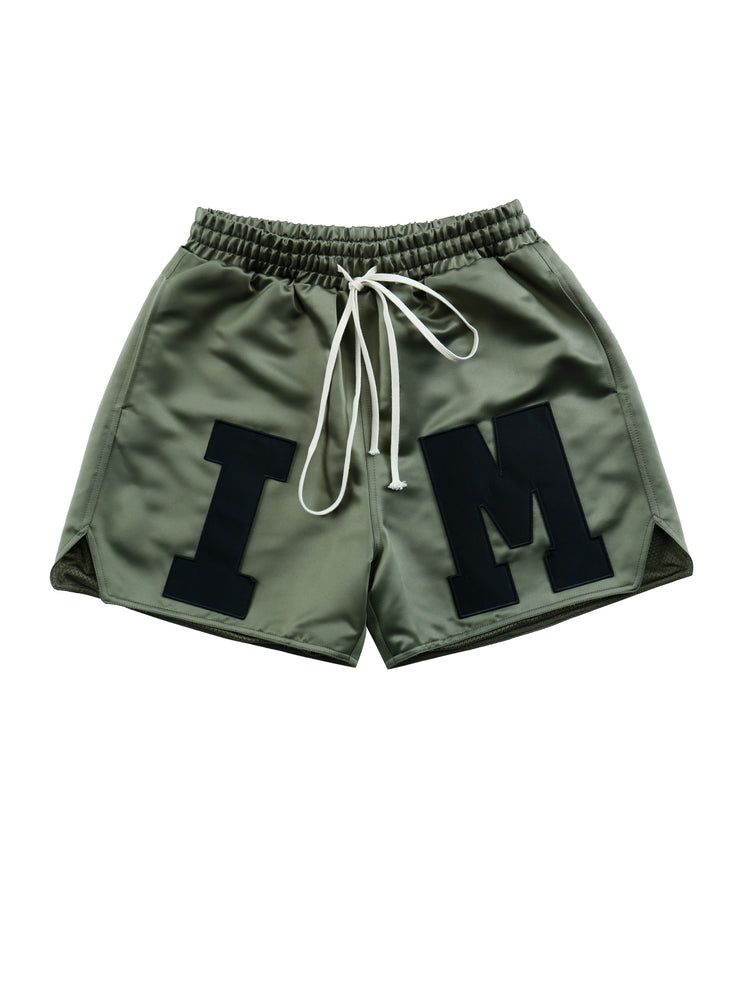 Boxing Shorts/Army Green