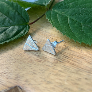 Bramble Triangle Earrings - Joy Impressions