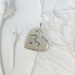 Ink Fingerprint Charm - Joy Impressions