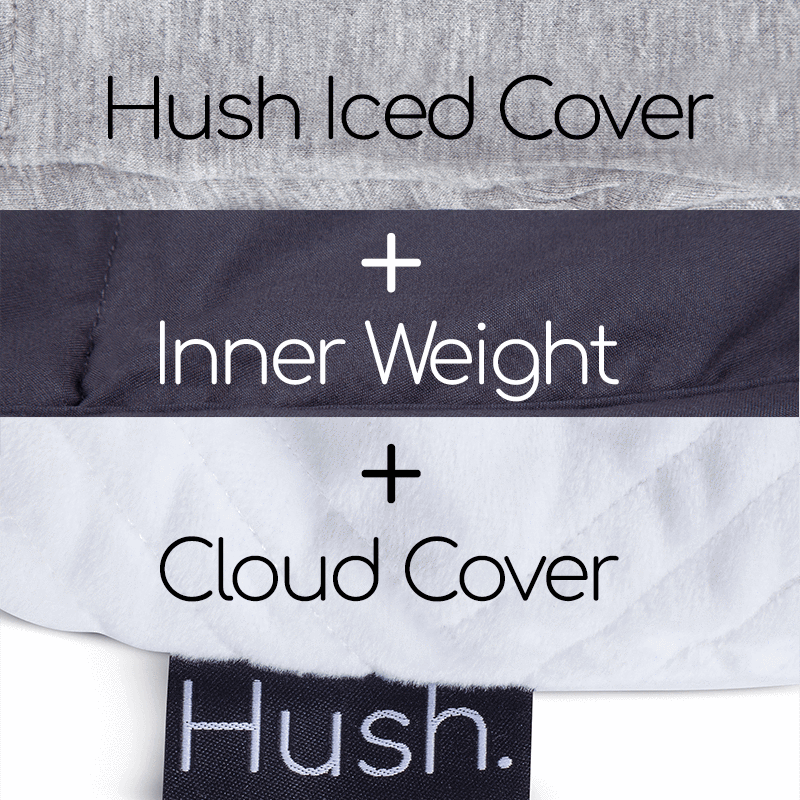Hush 2 in 1 Bundle