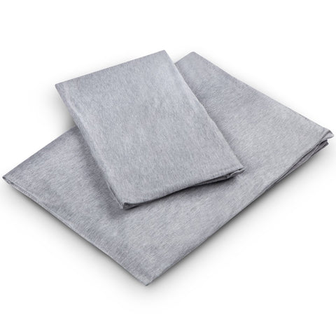 Hush Iced Sheet and Pillow Case