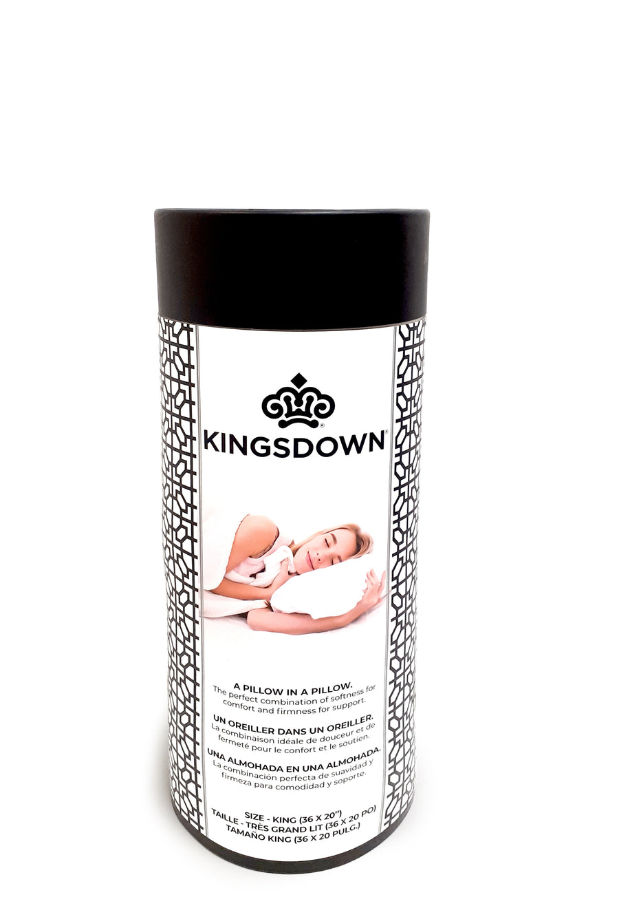 Kingsdown Pillow in a Pillow by Kingsdown - LAY | A SLEEP COMPANY