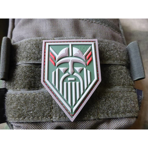 JTG 3D Rubber Odin Patch - Multicam