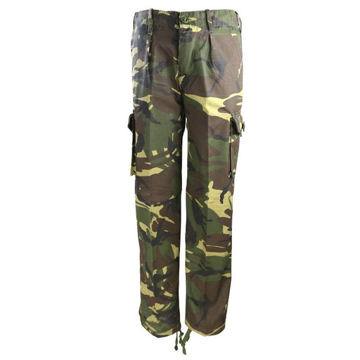 KombatUK Kids Trousers - DPM (Woodland)