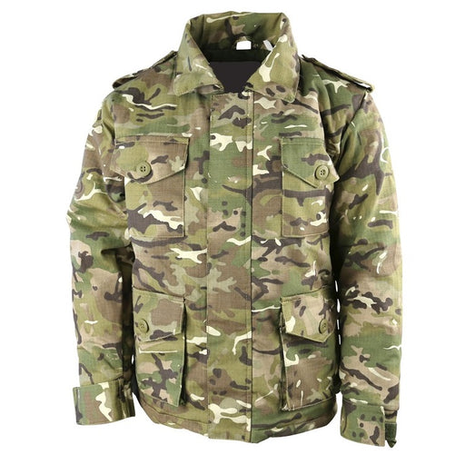 KombatUK Kids Shirt/Jacket - BTP (Multicam)