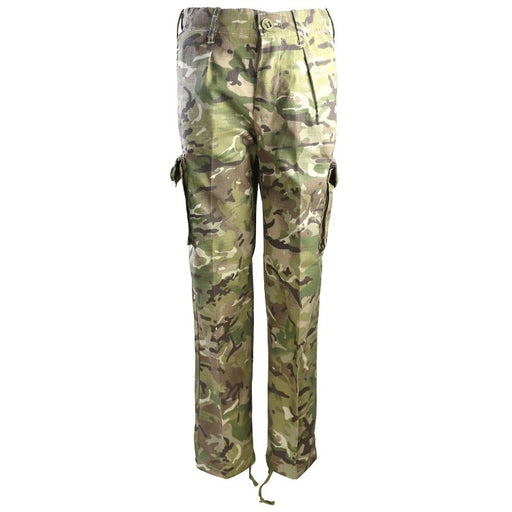 KombatUK Kids Trousers - BTP (Multicam)