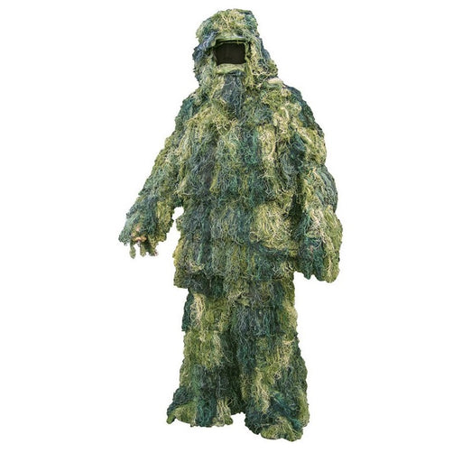 KombatUK 4-Piece Ghillie Suit - Adult XL-XXL