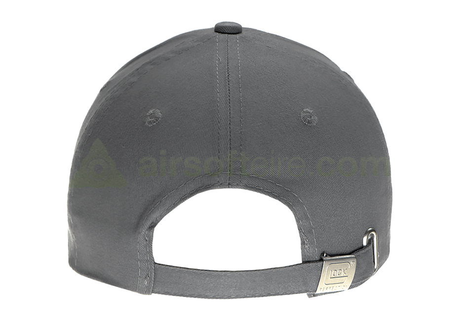 Glock Perfection Baseball Cap - Grey