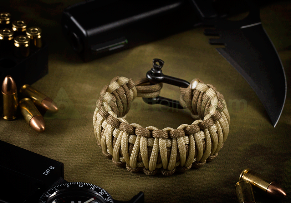 Invader Gear Trooper Bracelet - Desert