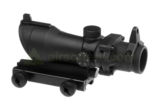 AIM-O 1x32 ACOG Red Dot Scope - Black