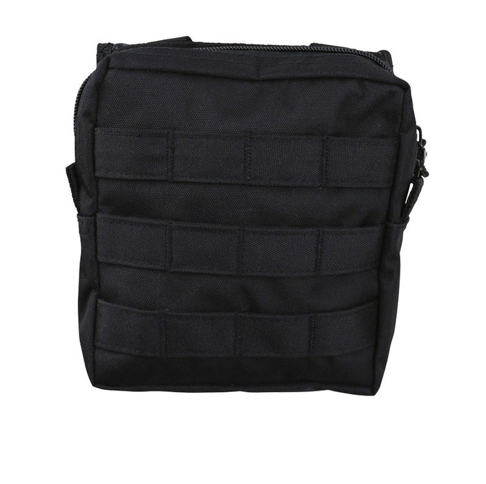 Kombat Tactical Medium MOLLE Utility Pouch - Black