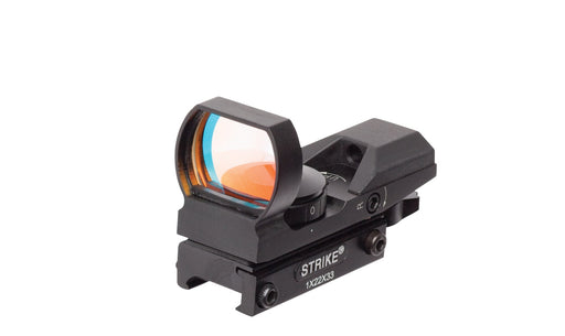 Strike (ASG) Multi-Reticle Red Dot Sight - 22x33mm