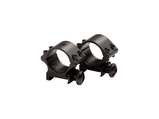 Strike (ASG) 25mm Low Scope Rings - 20mm Rail