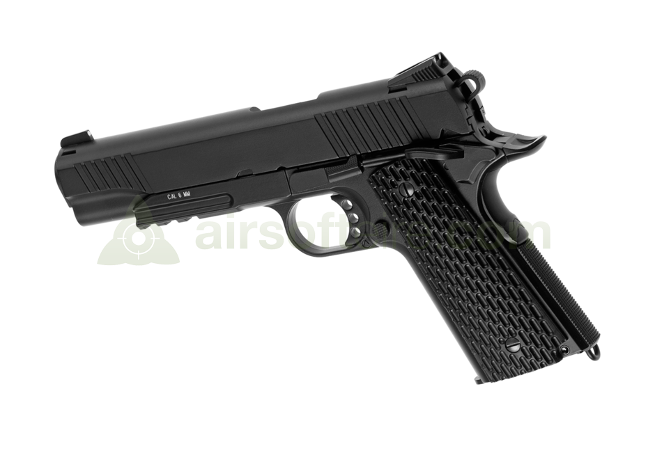 KWC M1911 Full Metal Black - CO2