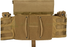 Invader Gear 6094A-RS Plate Carrier - Coyote